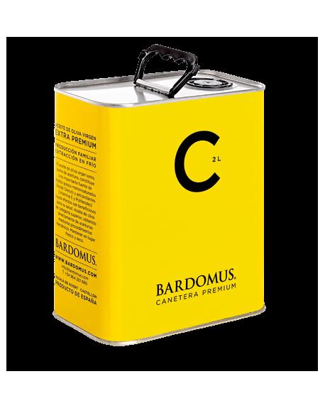 2L. BARDOMUS EXTRA VIRGIN CANETERA OLIVE OIL
